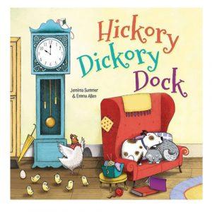 hickory dickory dock book