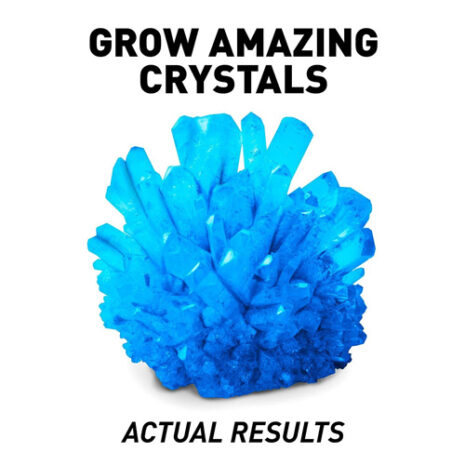 Blue Crystal Growing Lab STEM Kit