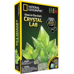 Green GITD Crystal Growing Lab STEM Kit