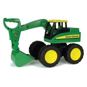John Deere 38CM BIG SCOOP green excavator
