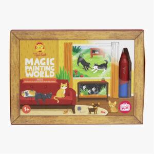 Pets Magic Painting World