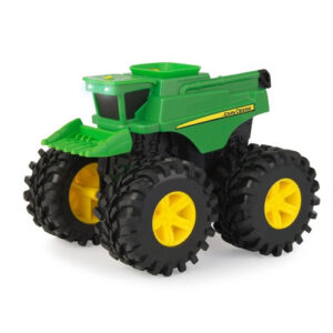 John Deere Monster Treads 15cm Combine harvester