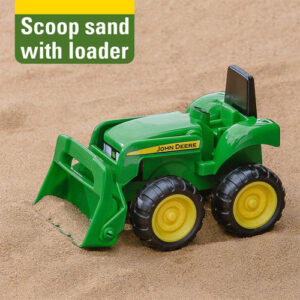 john deere 15cm sandbox front loader
