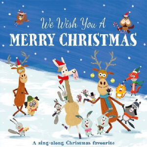we wish you a merry christmas story book